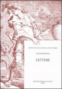 Foto Cover di Lettere, Libro di Salvator Rosa, edito da Il Mulino