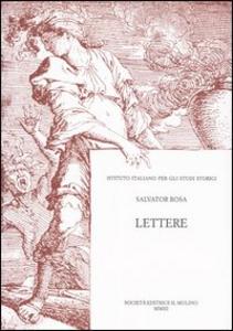 Libro Lettere Salvator Rosa