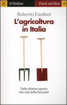 L agricoltura in Italia.pdf