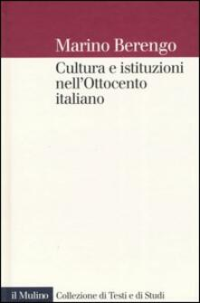 Birrafraitrulli.it Cultura e istituzioni nell'Ottocento italiano Image