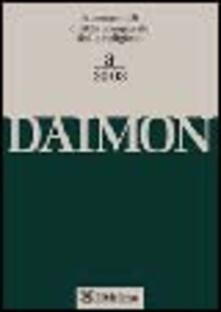 Premioquesti.it Daimon. Annuario di diritto comparato delle religioni (2003). Vol. 3 Image