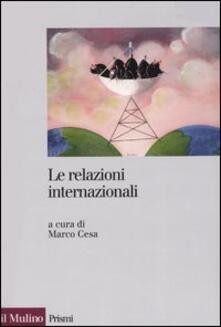 Le relazioni internazionali - copertina