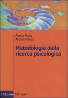 Letterarioprimopiano.it Metodologia della ricerca psicologica Image