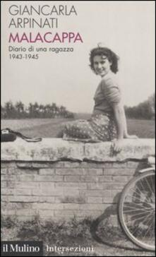 Promoartpalermo.it Malacappa. Diario di una ragazza 1943-1945 Image
