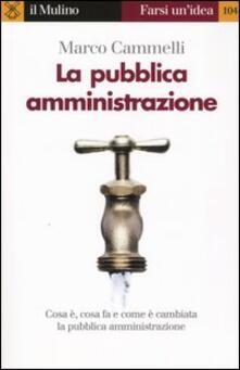 La pubblica amministrazione.pdf