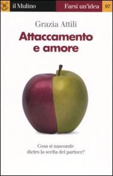Filippodegasperi.it Attaccamento e amore Image