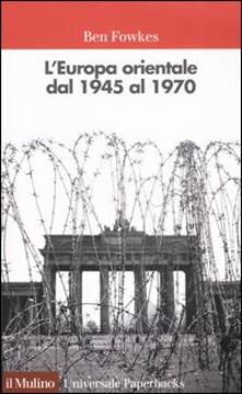 Premioquesti.it L' Europa orientale dal 1945 al 1970 Image