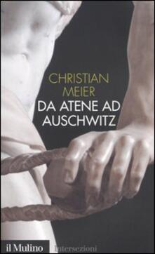 Osteriacasadimare.it Da Atene ad Auschwitz Image