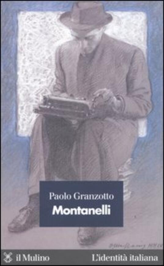Montanelli - Paolo Granzotto - copertina