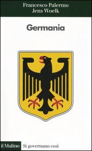 Libro Germania Francesco Palermo , Jens Woelk