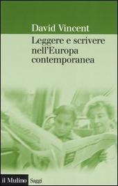 Leggere e scrivere nell'Europa contemporanea