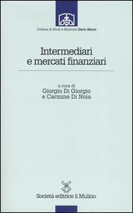 Intermediari e mercati finanziari