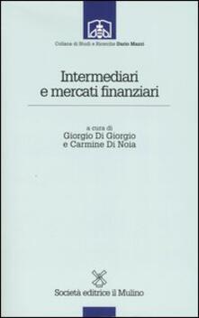 Letterarioprimopiano.it Intermediari e mercati finanziari Image