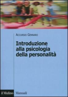 Filippodegasperi.it Introduzione alla psicologia della personalità Image