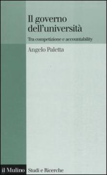 Il governo delluniversità. Tra competizione e accountability.pdf