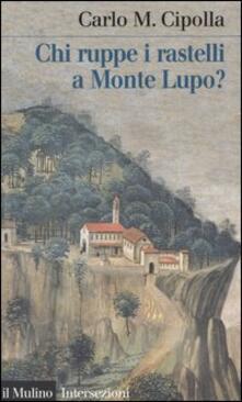Fondazionesergioperlamusica.it Chi ruppe i rastelli a Monte Lupo? Image