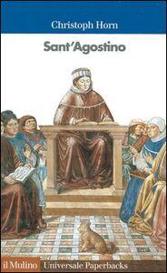 Libro Sant'Agostino Christoph Horn