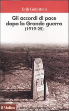 Voluntariadobaleares2014.es Gli accordi di pace dopo la Grande guerra (1919-1925) Image