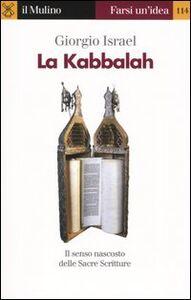 Libro La kabbalah Giorgio Israel