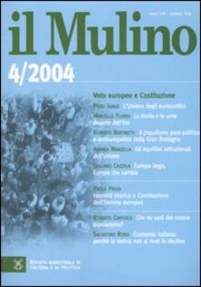 Il Mulino. Vol. 414 - copertina