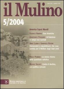 Il Mulino. Vol. 415 - copertina