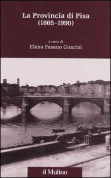 Osteriacasadimare.it La provincia di Pisa (1865-1990) Image