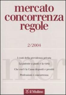 Antondemarirreguera.es Mercato concorrenza regole (2004). Vol. 2 Image