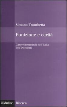 Antondemarirreguera.es Punizione e carità. Carceri femminili nell'Italia dell'Ottocento Image