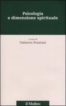 Ristorantezintonio.it Psicologia e dimensione spirituale Image