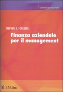 Osteriacasadimare.it Finanza aziendale per il management Image