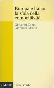 Ristorantezintonio.it Europa e Italia: la sfida della competitività Image