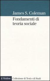 Fondamenti di teoria sociale