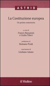 Libro La Costituzione europea. Un primo commento. Con CD-ROM