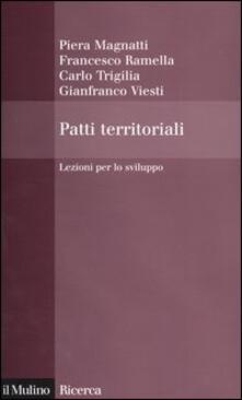 Antondemarirreguera.es Patti territoriali. Lezioni per lo sviluppo Image