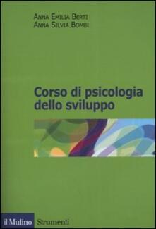 Listadelpopolo.it Corso di psicologia dello sviluppo. Dalla nascita all'adolescenza Image