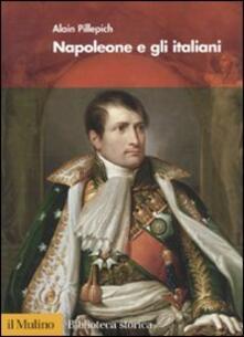 Letterarioprimopiano.it Napoleone e gli italiani Image