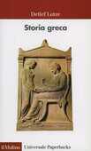 Libro Storia greca. Dalle origini all'età ellenistica Detlef Lotze