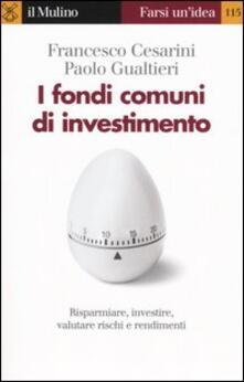 Squillogame.it I fondi comuni di investimento Image