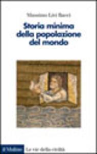Storia minima della popolazione del mondo