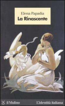 La Rinascente - Elena Papadia - copertina