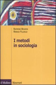 Winniearcher.com I metodi in sociologia Image