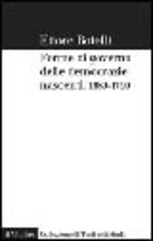 Filippodegasperi.it Le forme di governo delle democrazie nascenti. Storia costituzionale dell'Occidente 1689-1789 Image