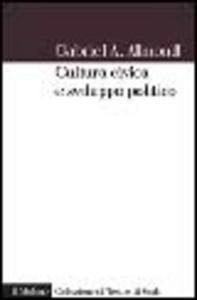 Libro Cultura civica e sviluppo politico Gabriel A. Almond