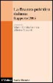 Antondemarirreguera.es La finanza pubblica italiana. Rapporto 2005 Image