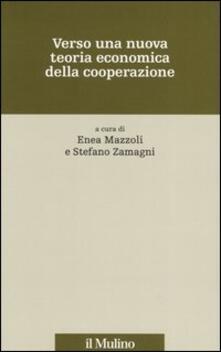 Verso una nuova teoria economica della cooperazione - copertina