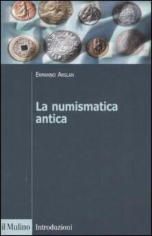 La numismatica antica.pdf