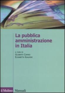 Vitalitart.it La pubblica amministrazione in Italia Image