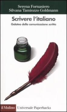 Premioquesti.it Scrivere l'italiano. Galateo della comunicazione scritta Image
