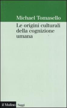 Equilibrifestival.it Le origini culturali della cognizione umana Image