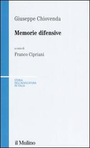 Memorie difensive